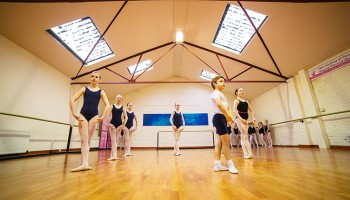 Ballet Classes Greenock