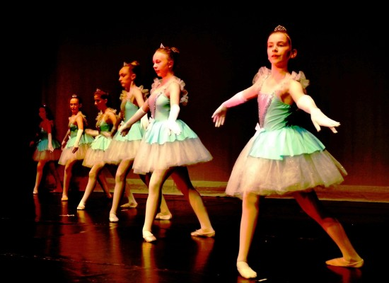 Ballet New Year at Elite Academy of Dance