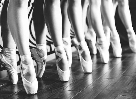 Adult Ballet Classes in Greenock.