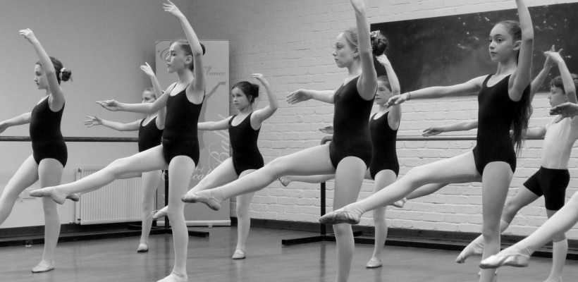 Enrolling for Ballet Lessons August 2017